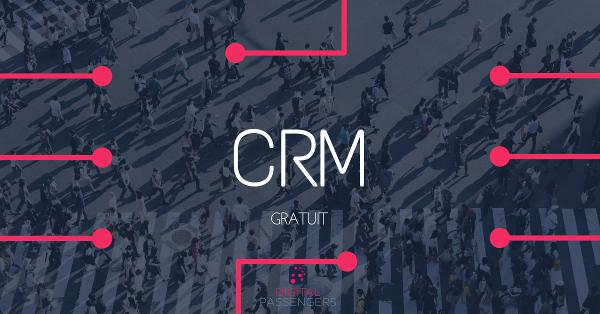 CRM Gratuit Illustration Banner -1