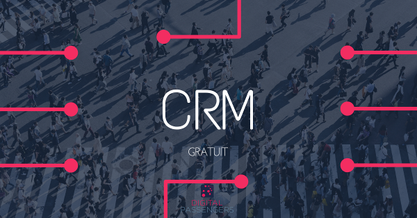 CRM Gratuit Illustration Banner -1