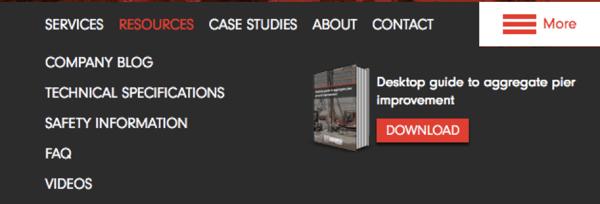 Exemples Inbound Industriel Subsurface Constructors