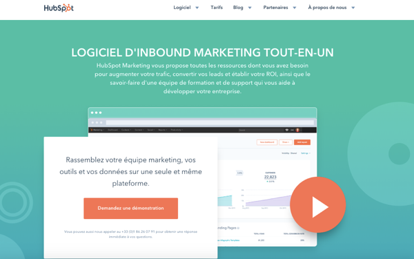 Hubspot Solution Marketing Automation PME