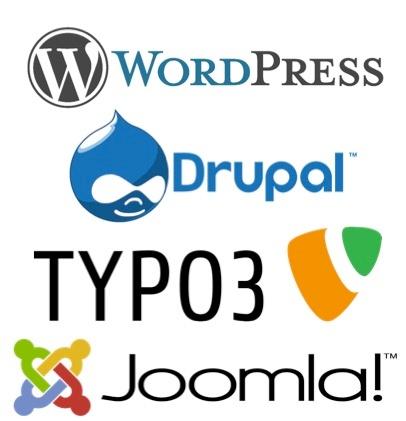 logo-cms-wordpress-drupal-typo3-joomla