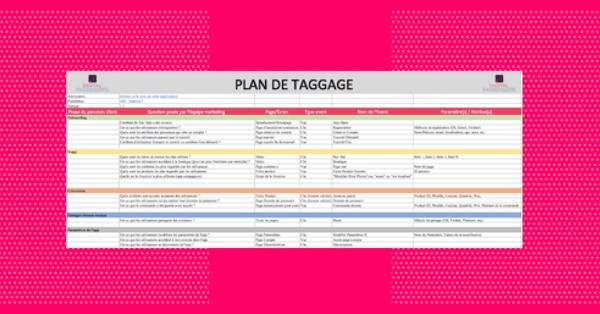 Plan de Tagage Marketing Juin 2018