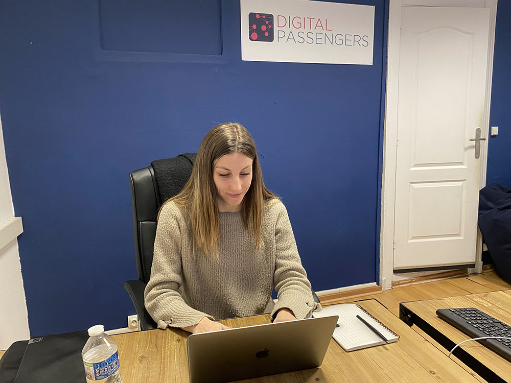 Bienvenue à toi Johanna, #superstagiaire en marketing digital !